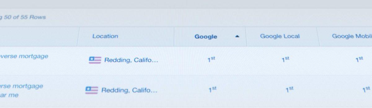 1st-Google-Ranking